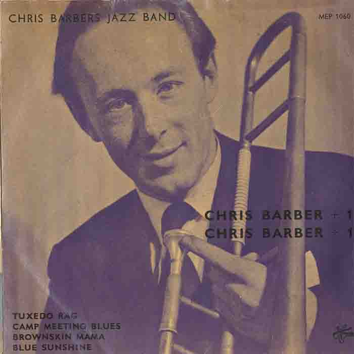 Albumcover Chris Barber - Chris Barber + 1 - 1