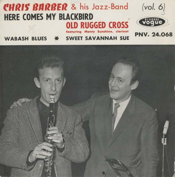 Albumcover Chris Barber - Chris Barber & His Jazzband Vol. 6 (EP)