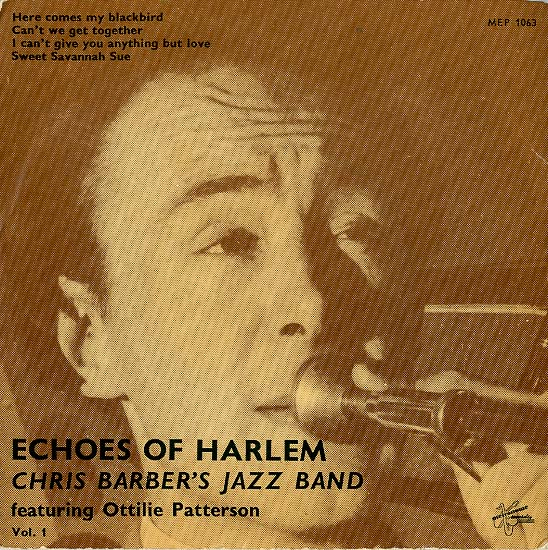Albumcover Chris Barber - Echoes of Harlem Vol. 1