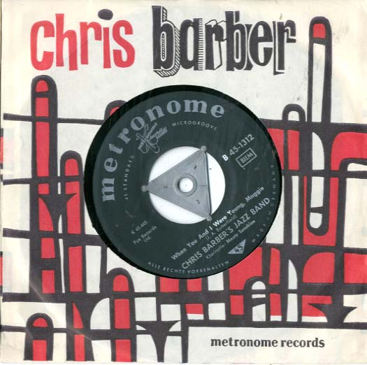 Albumcover Chris Barber - Old Rugges Cross / When You And I Were Young Mary