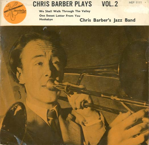 Albumcover Chris Barber - Chris Barber Plays Vol. 2 (EP)