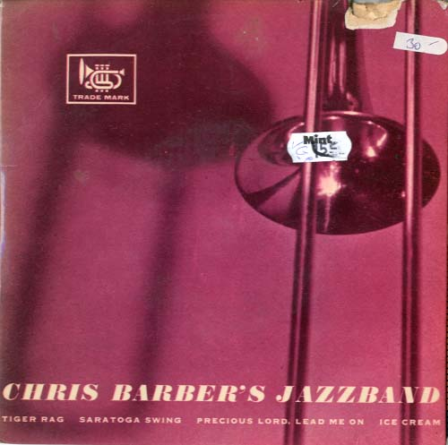Albumcover Chris Barber - Chris Barber´s Jazzband (EP)