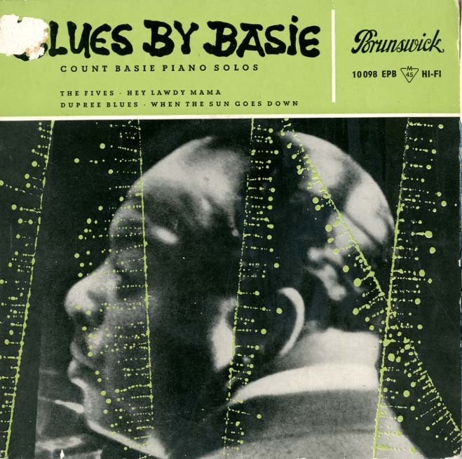 Albumcover Count Basie - Blues By Basie (EP)