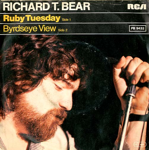 Albumcover Richard T. Bear - Ruby Tuesday (with Kathy Ingraham) / Birdseye View