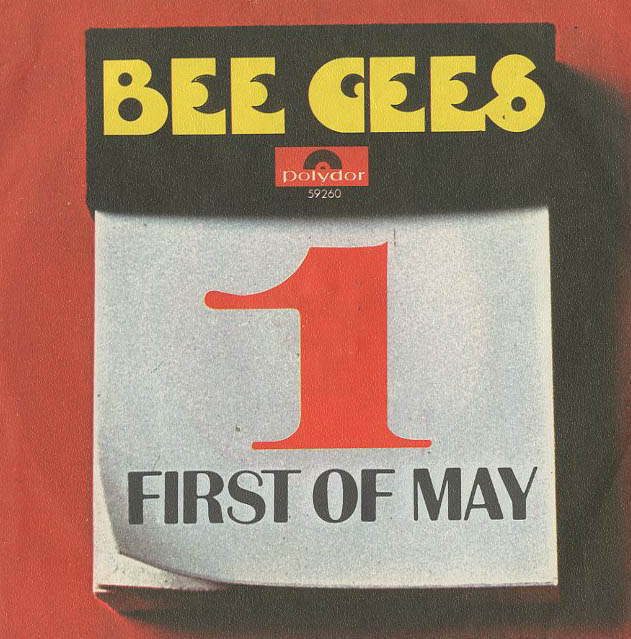 Albumcover The Bee Gees - First Of May / Lamplight