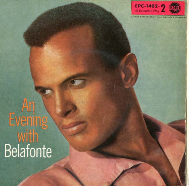 Albumcover Harry Belafonte - An Evening With Belafonte 2 (EP)
