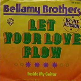 Albumcover The Bellamy Brothers - Let Your Love Flow / Inside My Guitar