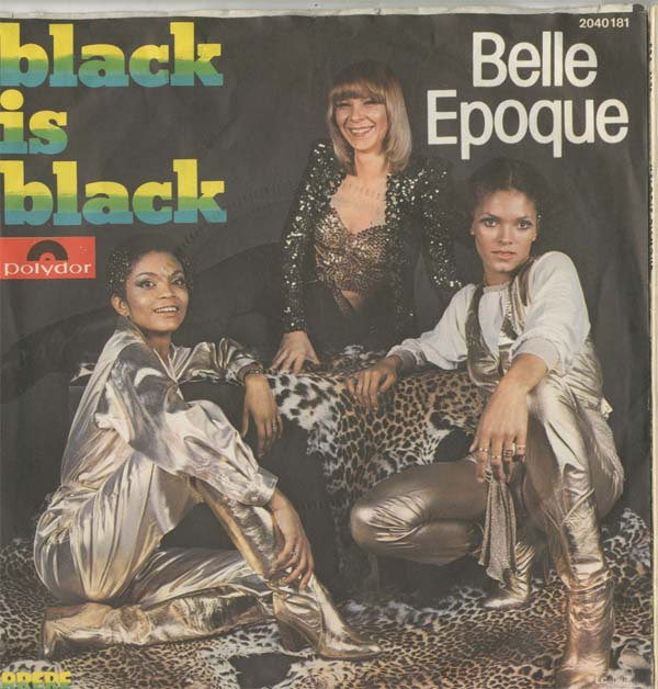 Albumcover Belle Epoque - Black is Black /  Me And You