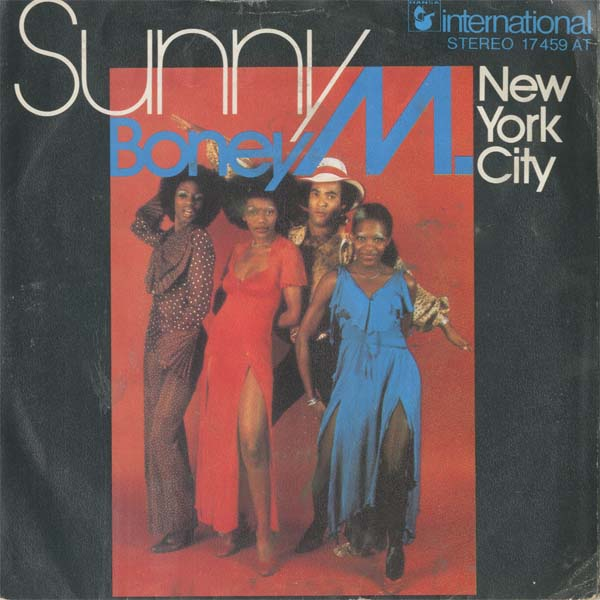 Albumcover Boney M. - Sunny / New York City
