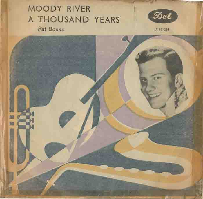 Albumcover Pat Boone - Moody River / A Thousand Years