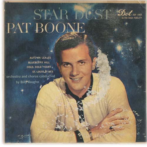 Albumcover Pat Boone - Star Dust (EP)