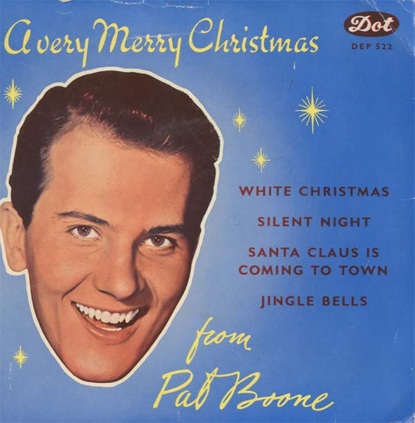 Albumcover Pat Boone - A Very Merry Christmas (EP)