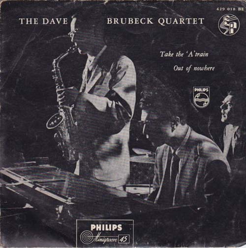 Albumcover Dave Brubeck - Take The ´A´Train / Out of Nowhere