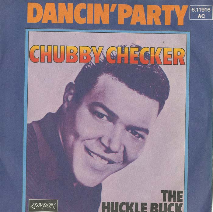 Albumcover Chubby Checker - Dancin Parry / The Hucklebuck