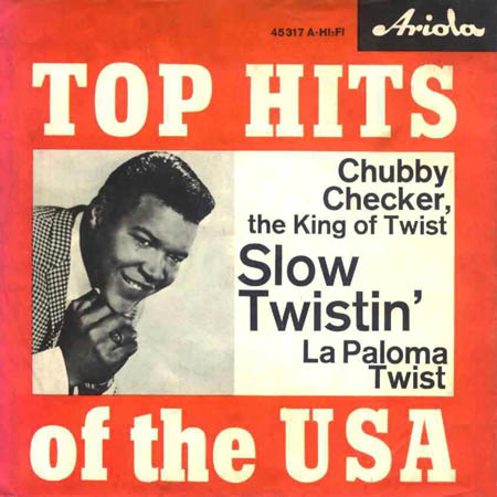 Albumcover Chubby Checker - Slow Twistin /  La Paloma Twist