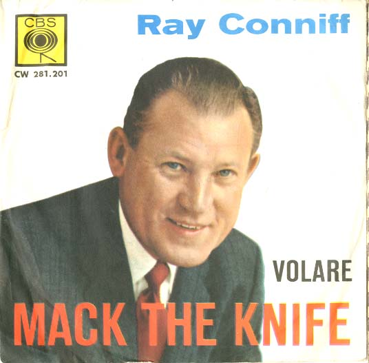 Albumcover Ray Conniff - Mack The knife / Volare