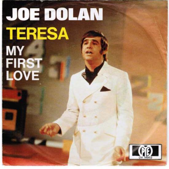 Albumcover Joe Dolan - Teresa / My First Love