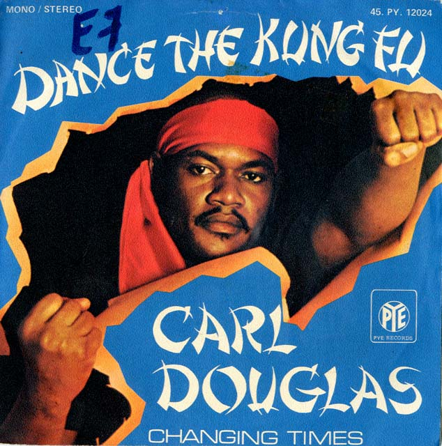 Albumcover Carl Douglas - Dance The Kung Fu / Changing Times