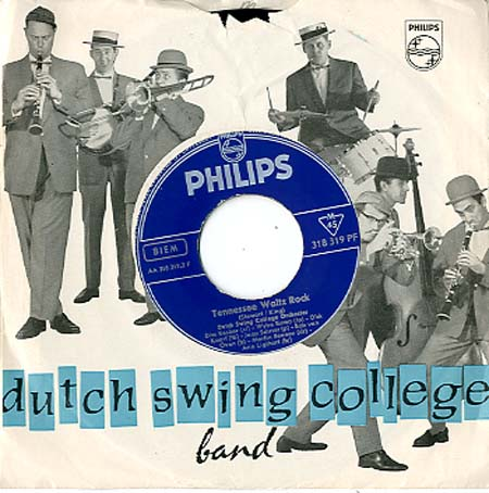 Albumcover Dutch Swing College Band - Marina / Tennessee Waltz Rock