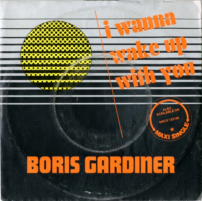 Albumcover Boris Gardiner - I Wanna Wake Up With you  / You´re Good For Me