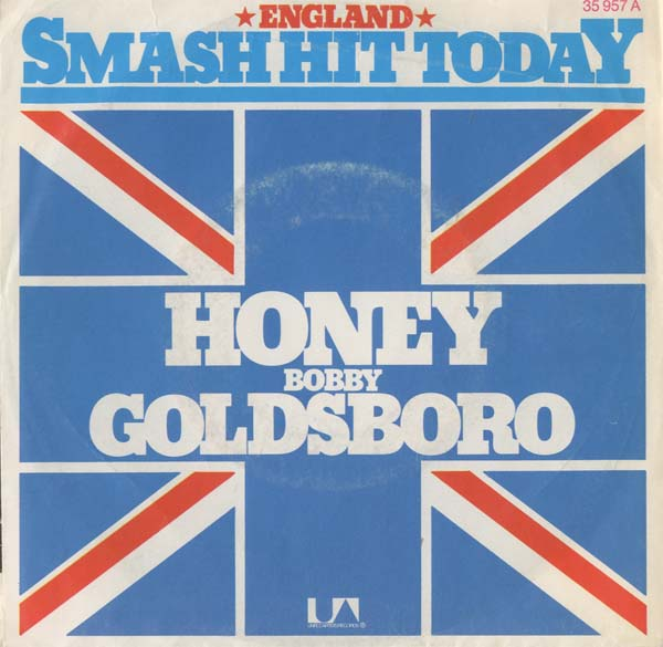Albumcover Bobby Goldsboro - Honey / Muddy Mississippi Line