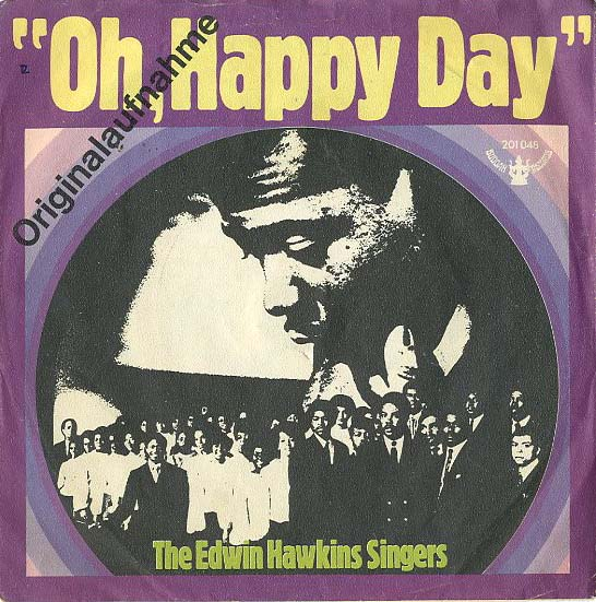 Albumcover The Edwin Hawkins Singers - Oh Happy Day / Jesus Lover Of My Soul