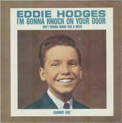 Albumcover Eddie Hodges - Im Gonna Knock On Your Door / Aint Gonna Wash For A Week