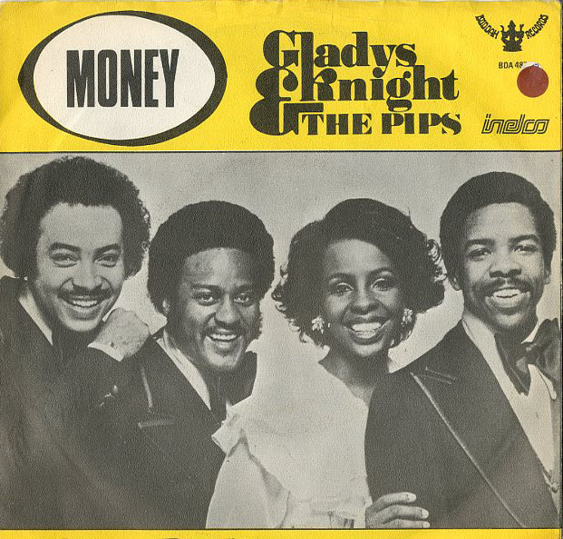 Albumcover Gladys Knight And The Pips - Money (1975) / Street Brothers