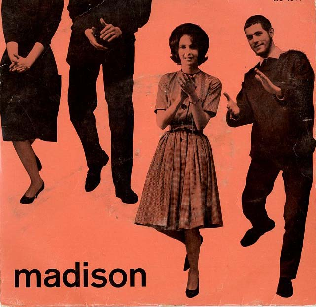 Albumcover Die Perrys - Madison