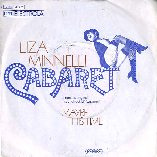 Albumcover Liza Minnelli - Cabaret / Maybe This Time
