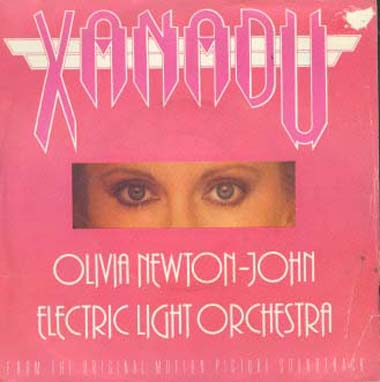 Albumcover Olivia Newton-John with  the Electric Light Orchestra - Xanadu / Fool Country