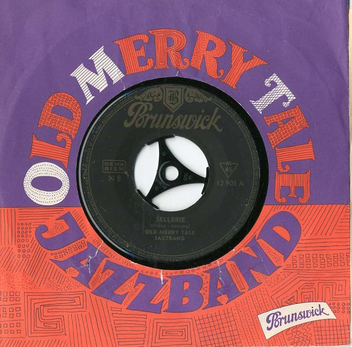 Albumcover Old Merry Tale Jazzband - Sellerie / Knoblauch