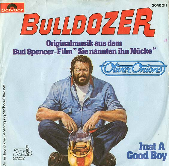 Albumcover Oliver Onions - Bulldozer / Just A Good Boy