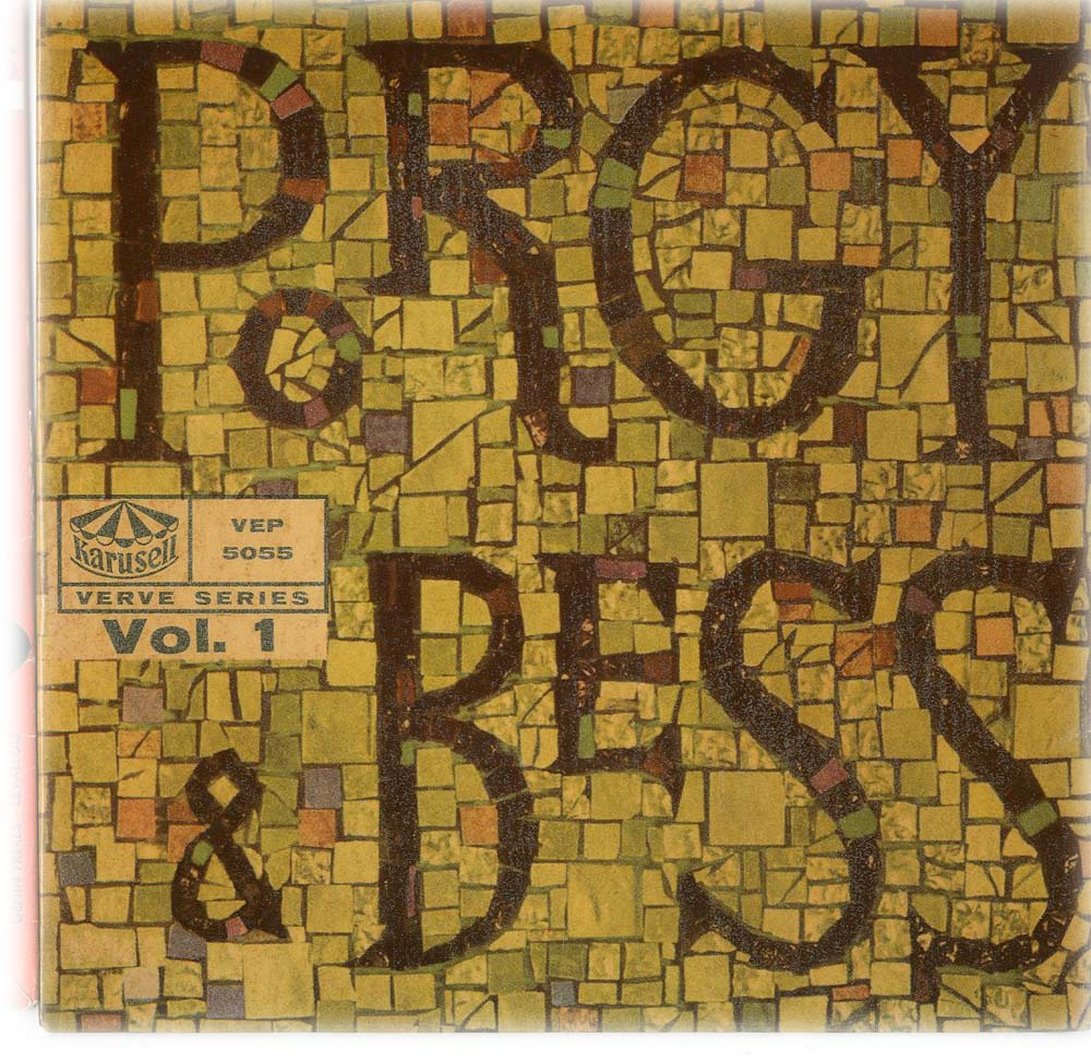 Albumcover Louis Armstrong und Ella Fitzgerald - Porgy and Bess Vl. 1 (EP)