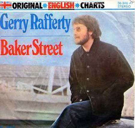 Albumcover Gerry Rafferty - Baker Street / Big Change In the Weather