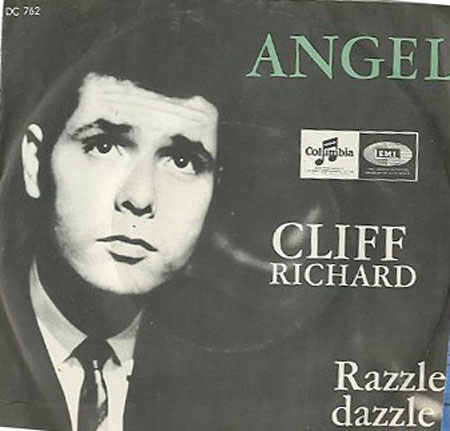 Albumcover Cliff Richard - Angel / Living Doll (1975)