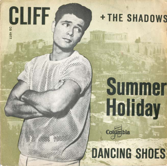 Albumcover Cliff Richard - Summer Holiday / Dancing Shoes