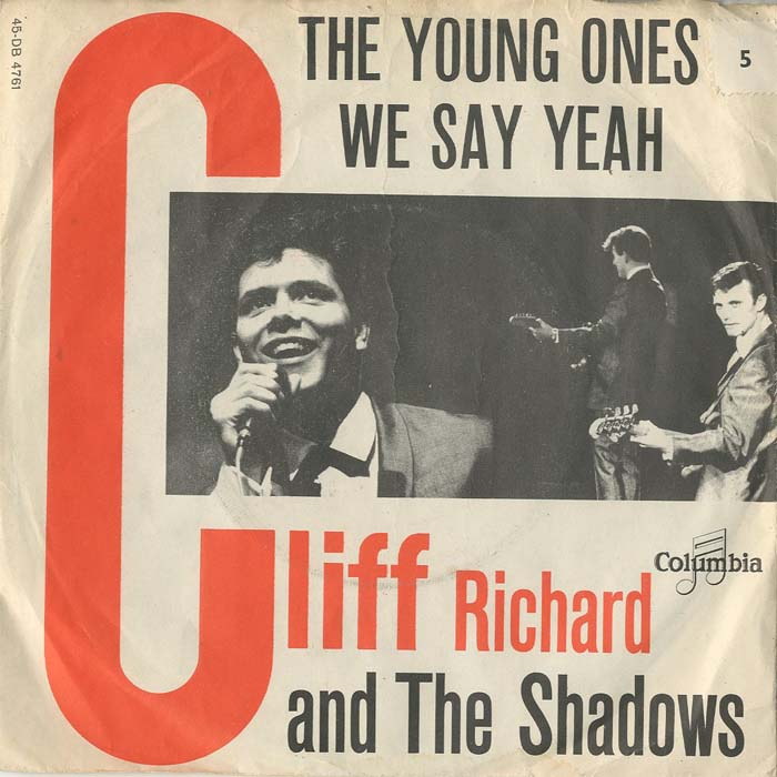 Albumcover Cliff Richard - The Young Ones / We Say Yeah