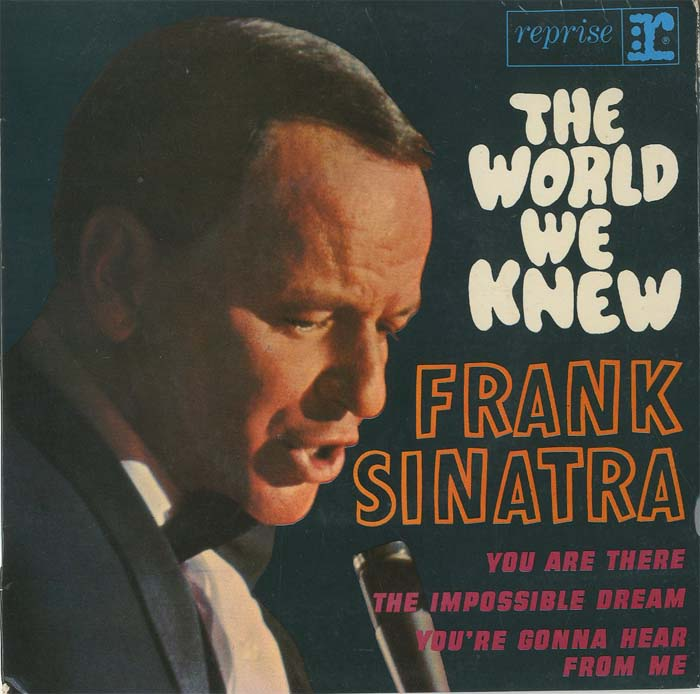 Albumcover Frank Sinatra - The World We Knew (EP)