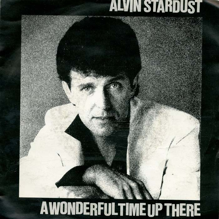 Albumcover Alvin Stardust - A Wonderful Time Up There / Love You So Much