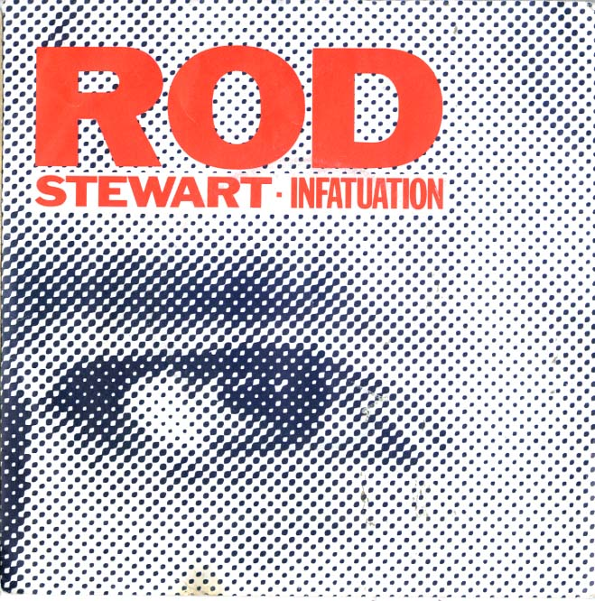 Albumcover Rod Stewart - Infatuation / Three Time Loser