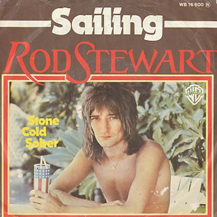 Albumcover Rod Stewart - Sailing / Stone Cold Sober