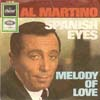 Cover: Martino, Al - Spanish Eyes / Melody of Love