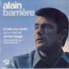 Cover: Alain Barriere - Alain Barriere (EP)