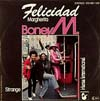 Cover: Boney M. - Felicidad / Margherita