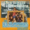 Cover: Les Humphries Singers - New Orleans / Live For Today