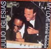 Cover: Julio Iglesias - My Love (mit Stevie Wonder) / Words and Music