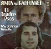 Cover: Simon & Garfunkel - Simon & Garfunkel / El Condor Pasa / Why Dont You Write Me