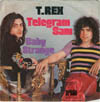 Cover: T.Rex - Telegram Sam / Baby Strange
