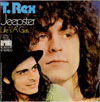 Cover: T.Rex - Jeepster / Life Is A Gas